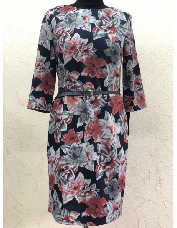 Женское платье четвертной рукав тмBler, Польша