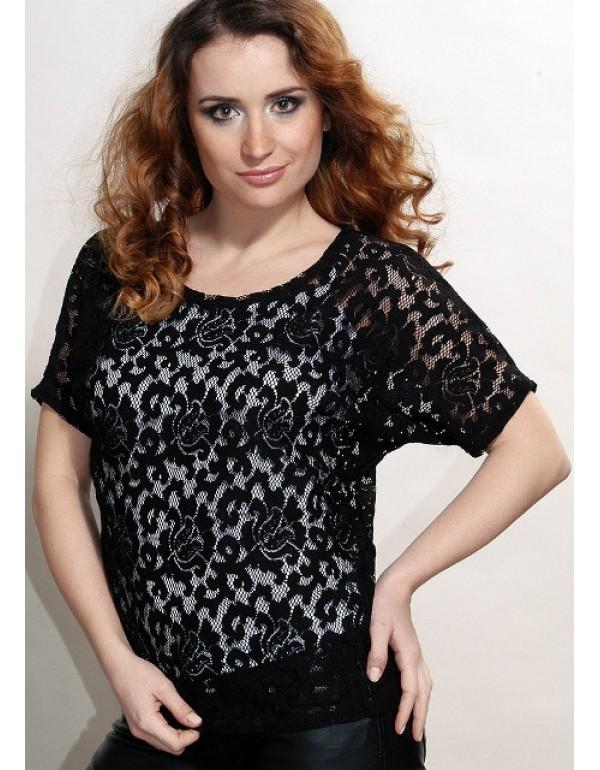 Holly ажурная прозрачная блуза тмViolana, Польша