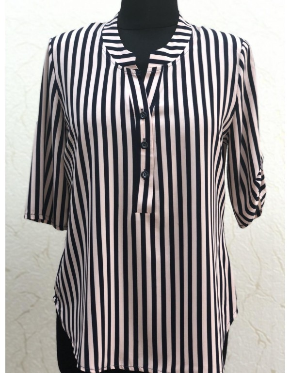 Женская блузка в полоску тмLaBella, Польша