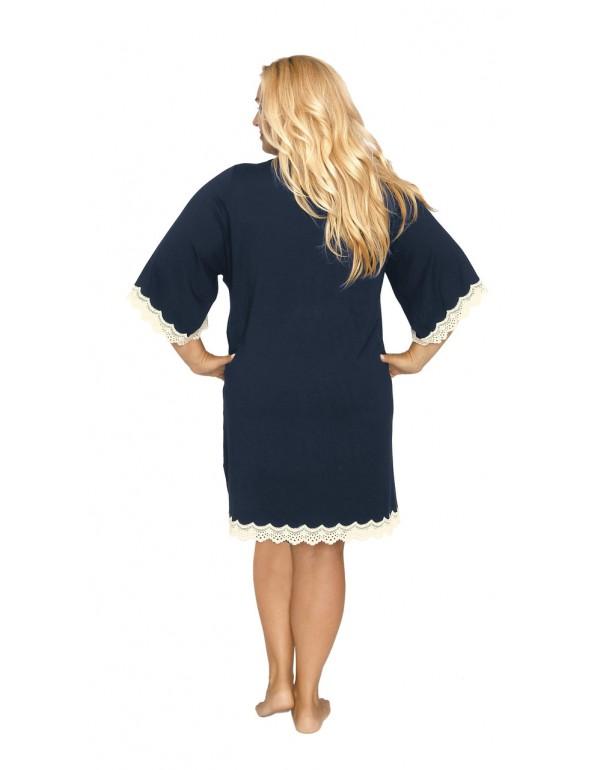 Вискозная сорочка мод. 507 тмAkcent, Польша р. 40-48