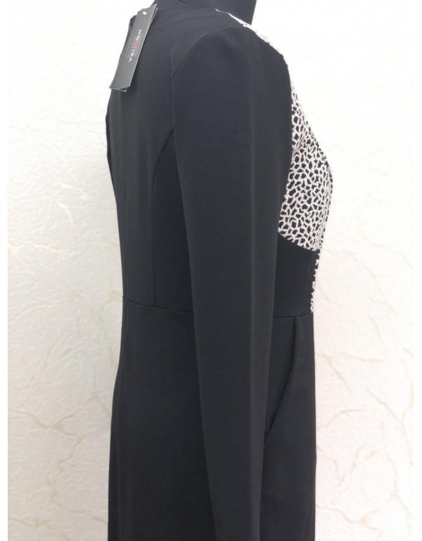 Женское трикотажное платье миди тмMonika, Польша