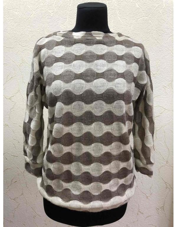 Вязаная женская блузка от  тмM.Hajdan, Польша