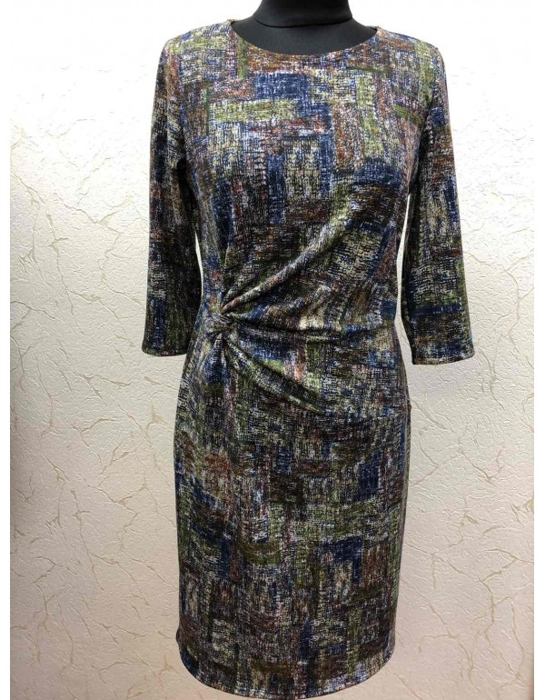 Теплое женское платье от тмHOFpol, Польша