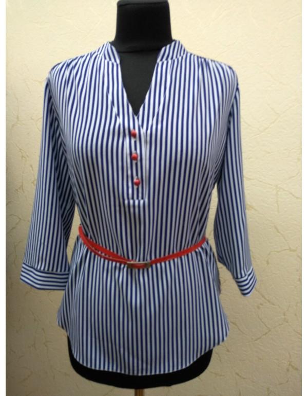 Женская офисная блузка тмBallcollection, Польша разм. 40