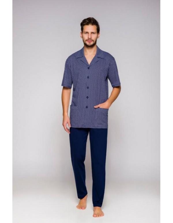 Классическая мужская пижама мод. 542 от 2XL