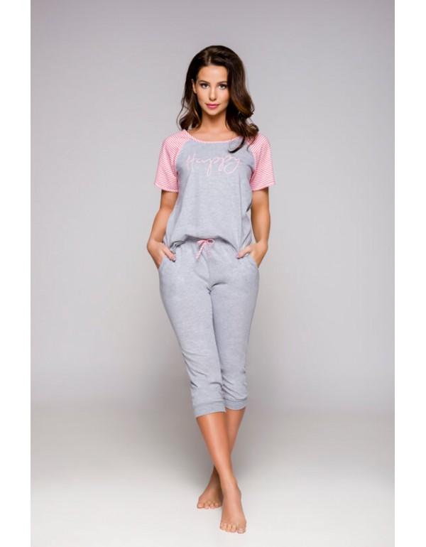Женская пижама Happy 100% хлопок мод. 877