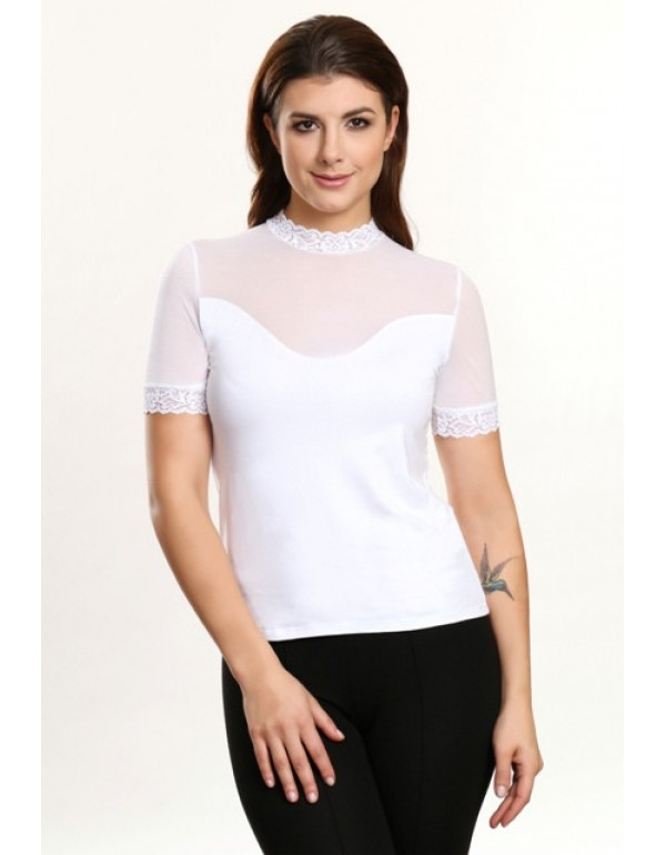 Блуза короткий рукав Bogna