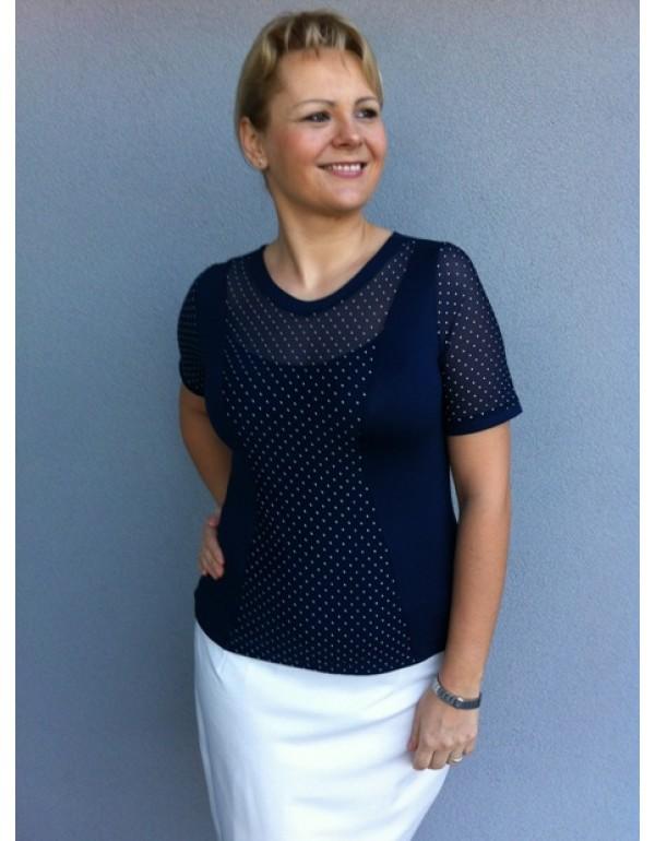 Женская вискозная блузка Bonita тмJustti, Польша р.42