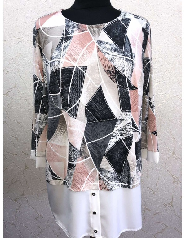 Женская блузка прямого кроя тмMagmara, Польша
