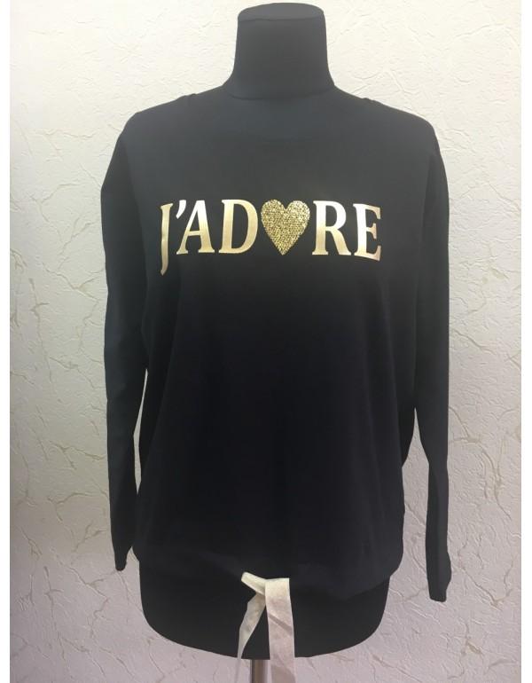 Молодежная хлопковая блузка Jadore от тмJustti, Польша
