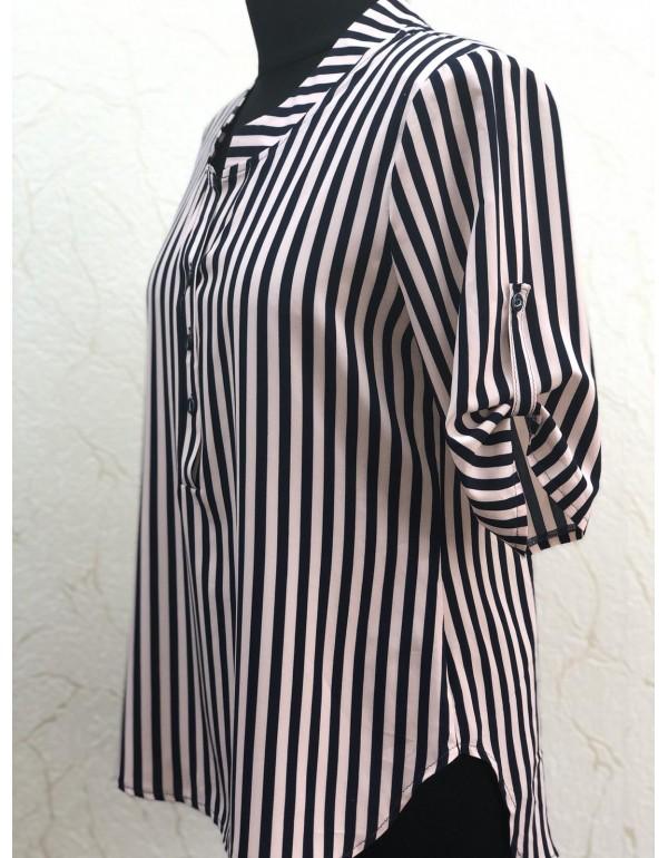 Женская блузка в полоску тмLa Bella, Польша