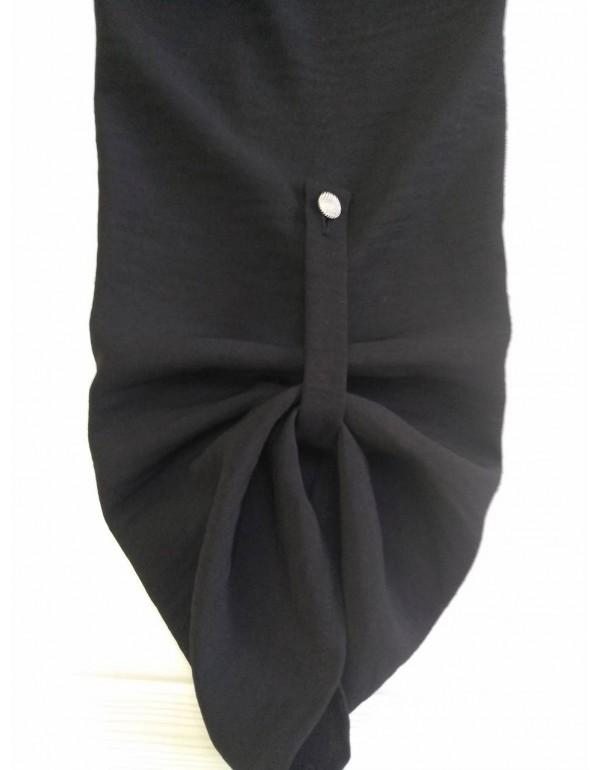 Женская блузка черного цвета от тмMaxim, Польша