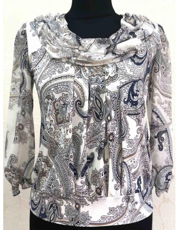 Женская блузка шифоновый рукав тмT.K.W., Польша