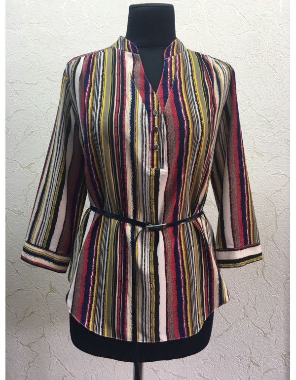 Женская блузка в полоску тмBаll Collection, Польша