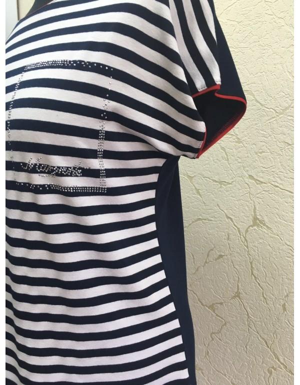 Женская летняя блуза мод. 0435