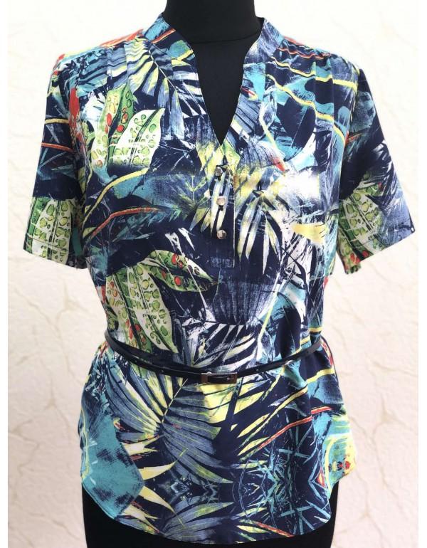 Женская блуза короткий рукав тмBаll Collection, Польша
