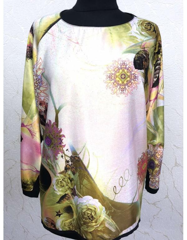 Блузка женская длинный рукав тмGran, Польша