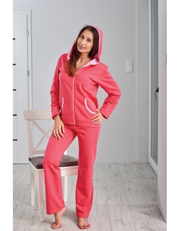 Домашний костюм штаны кофта на молнии