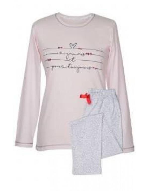 Пижама хлопковая длинный рукав тмMuzzy, Польша L (48р)