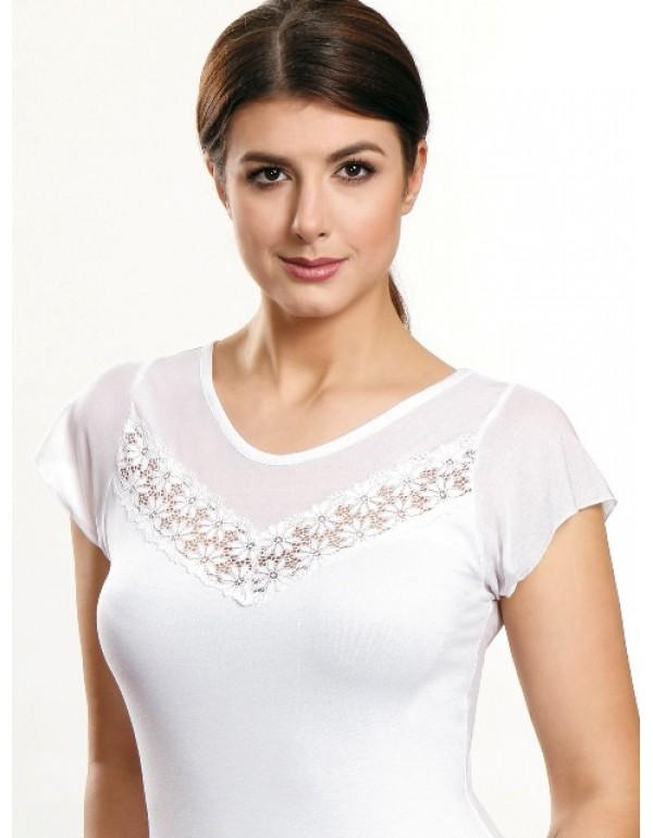 Женская вискозная блуза AMELIA тмViolana, Польша