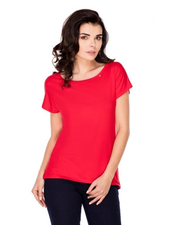Женская вискозная футболка AIDA