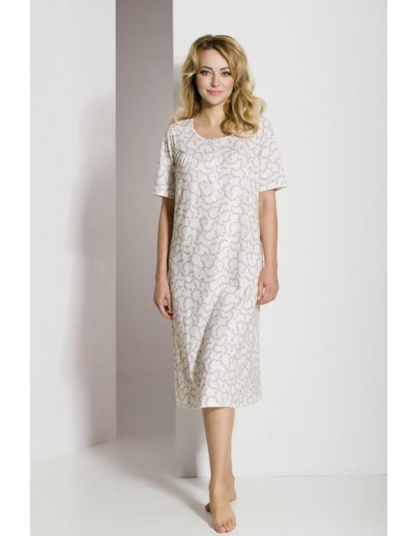 Длинная ночная рубашка тмRegina, Польша мод. 052
