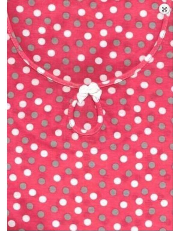 Ночная рубашка в мелкий горошек 299